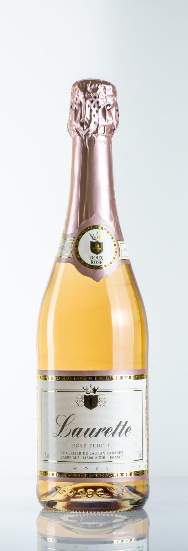 Lauran Cabaret - Laurette rosé - Photo © Florent Chatroussat